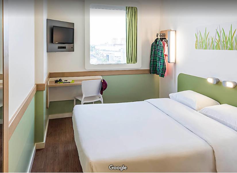Suite no Hotel