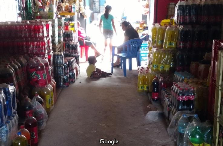 Tienda de venta de comida