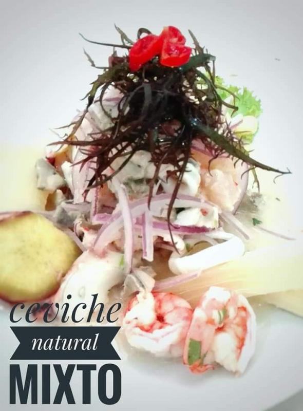"Restaurante ""Mar Adentro"" Iquitos"