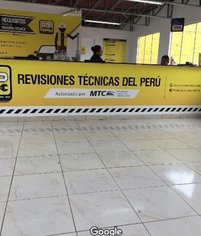 Ofician de revisiones tenicas mecanica en Lima peru