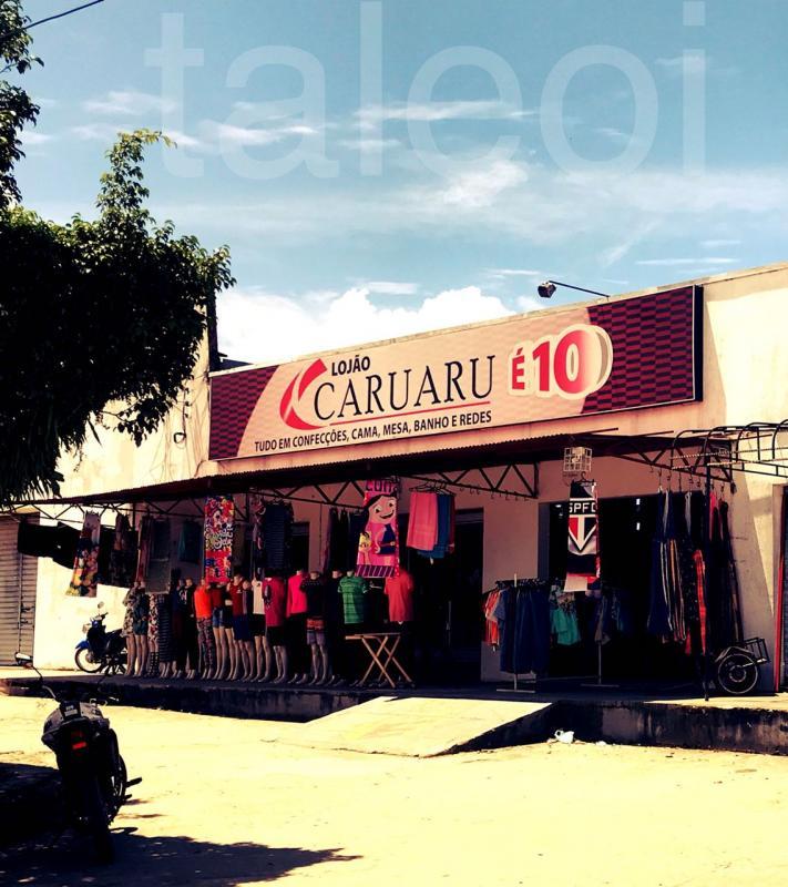 Frente a Armazém Lojao Caruaru