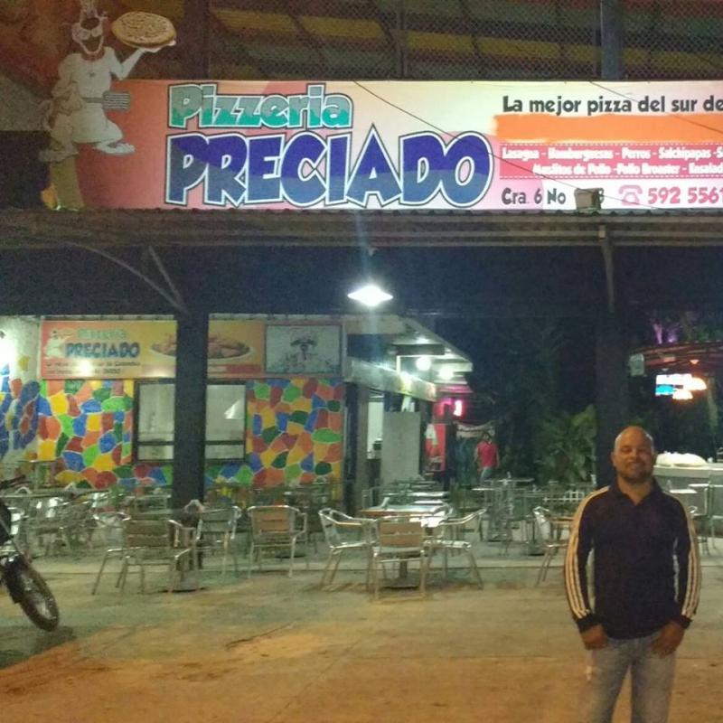 image for Pizzería Preciado
