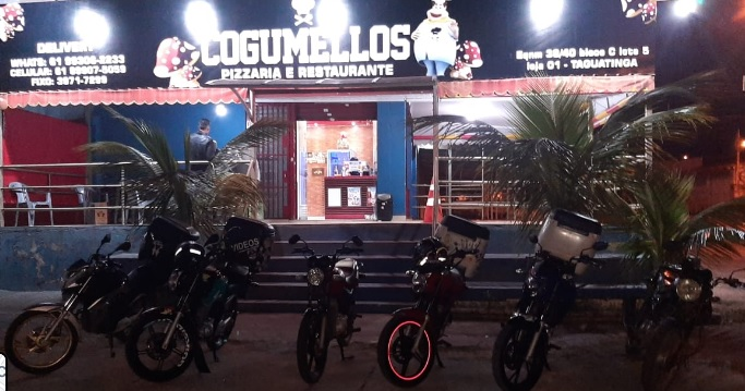 image for Cogumellos pizzas