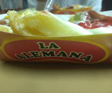 image for La Alemana