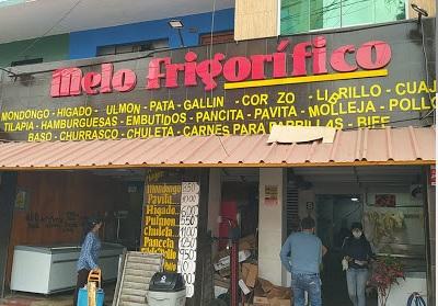 image for Melo frigorifico