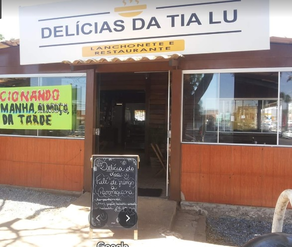 image for Delícias da Tia Lu